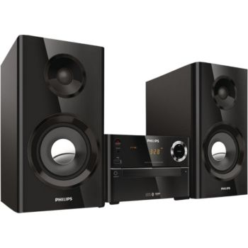 mini chaine hifi philips btm2180 boulanger. Black Bedroom Furniture Sets. Home Design Ideas