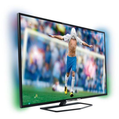 TV LED Philips 47PFK6589 400Hz PMR Smart 3D