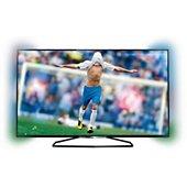 TV LED Philips 55PFK6589 400Hz PMR Smart 3D