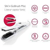 Lisseur vapeur Silk'n Go Brush Mist