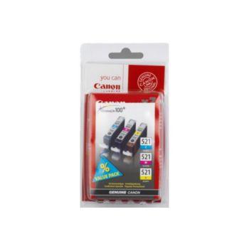 Canon CLI521(C/M/J)