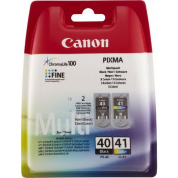 Canon Pack PG40/CL41