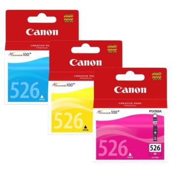 Canon CLI526 (C/M/J)
