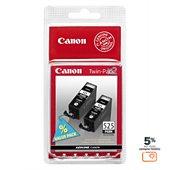 Cartouche d'encre Canon PGI525BK (2 cartouches Noires)