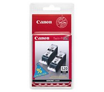 Cartouche d'encre Canon  PGI520 (2 cartouches noires)