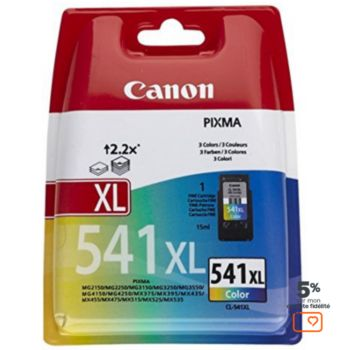 Canon CL541 Couleur XL