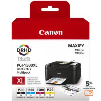 Canon PGI 1500XL (N/C/M/J)
