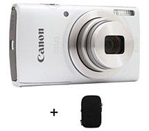 Appareil photo Compact Canon  Ixus 185 silver + Etui