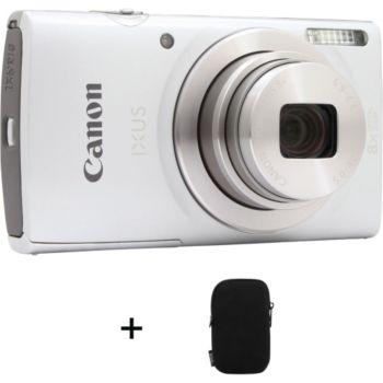 Canon Ixus 185 silver + Etui