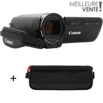 Canon Legria HF-R806 + Etui + SD 8Go