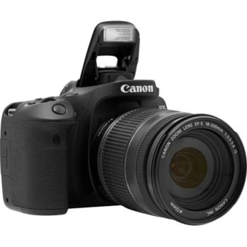 Canon EOS 80D + 18-200 IS