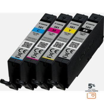Canon CLI581 Jaune XL
