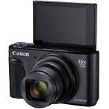 Appareil photo Compact Canon  PowerShot SX740 HS Noir+Trepied+Housse