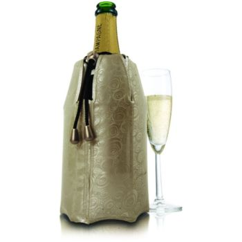 Vacuvin a champagne souple creme