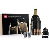 Coffret Vacuvin accessoires à champagne