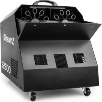 Beamz Double machine à bulles 100W avec téléco