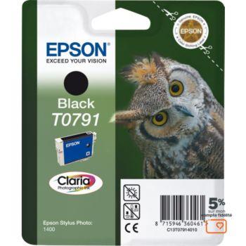 Epson T0791 Noire série Chouette