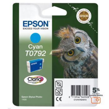 Epson T0792 Cyan série Chouette