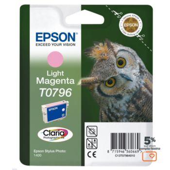 Epson T0796 Magenta Clair série Chouette