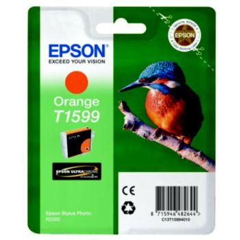 Epson T1599 Orange série Martin Pêcheur
