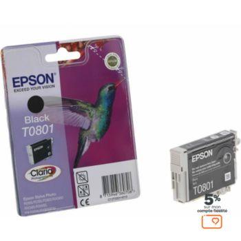 Epson T0801 Noire série Colibri