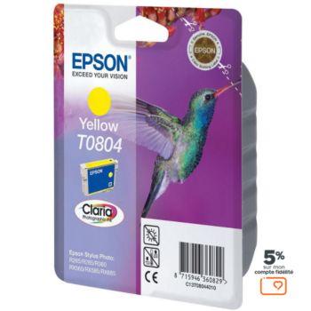 Epson T0804 Jaune série Colibri