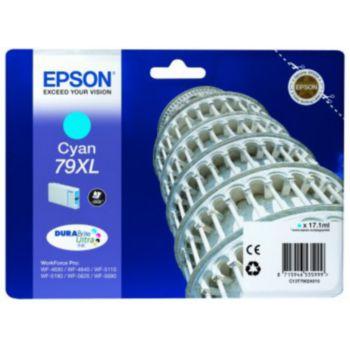 Epson 79XL Cyan Tour de Pise