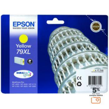 Epson 79XL Jaune Tour de Pise