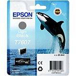 Cartouche d'encre Epson  T7607 noir clair Orque