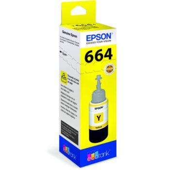 Epson Ecotank Bouteille Jaune T6644
