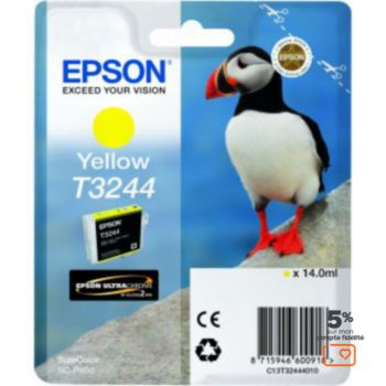 Epson Cartouche Jaune SC-P400