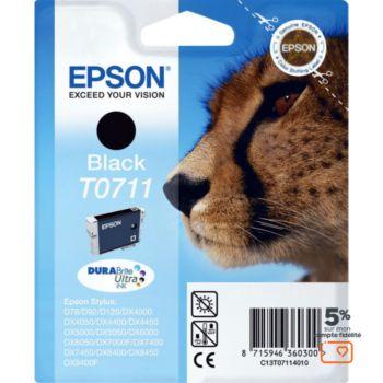 Epson T0711 Noire série Guépard