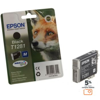 Epson T1281 Noire série Renard