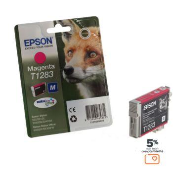Epson T1283 Magenta série Renard
