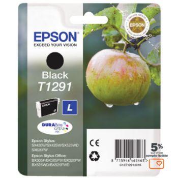 Epson T1291 Noire série Pomme