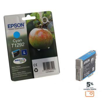 Epson T1292 Cyan série Pomme
