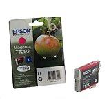 Cartouche d'encre Epson  T1293 Magenta série Pomme