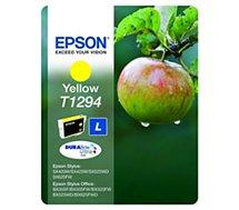 Cartouche d'encre Epson T1294 Jaune série Pomme