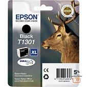 Cartouche d'encre Epson T1301 Noire série cerf