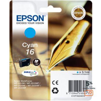 Epson T1622 Cyan Série Stylo Plume