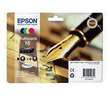 Cartouche d'encre Epson  T1626 série Stylo plume N CMJ