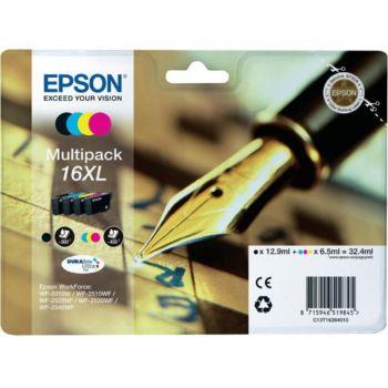 Epson T1636 XL 4 couleurs Série Stylo Plume