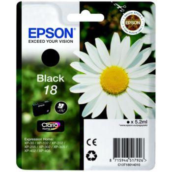 Epson T1801 Noire Série Paquerette