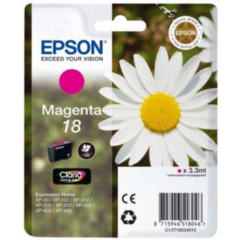 Epson T1803 Magenta Série Paquerette