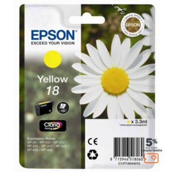 Epson T1804 Jaune Série Paquerette