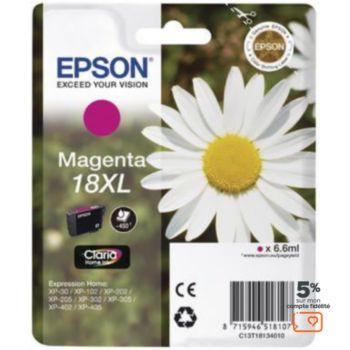 Epson T1813 Magenta XL Série Pâquerette