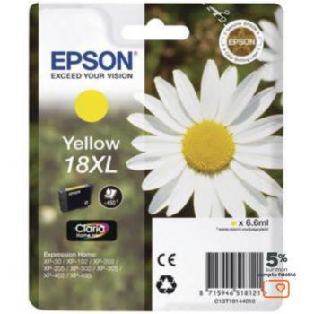 Epson T1814 Jaune XL Série Pâquerette