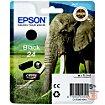 Cartouche d'encre Epson T2421 Noire Série Eléphant
