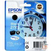 Cartouche d'encre Epson T2711 série Réveil : Noire XL