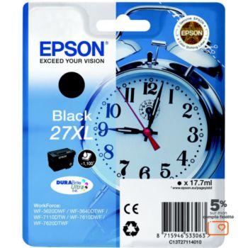 Epson T2711 série Réveil : Noire XL